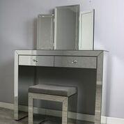 Simply Mirror Dressing Table Set FR-SM-04